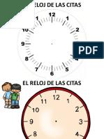 Reloj de Las Citas Cooperativo