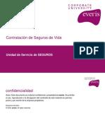 Contratación de Seguros Vida - (Formación US Seguros) - V 1.3
