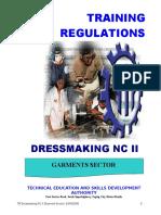 TR - Dressmaking (Casual) NC II.doc