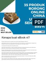 30 produk borong online