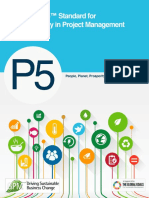 The GPM P5 Standard for Sustainability in Project Management v1.5.1