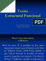 Teoria estructural funcional