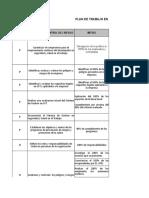 Objetivos Para Plan Anual
