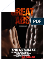 Great Abs the Ultimate 12 Week Workout
