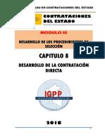 MODULO 03- CAPITULO 8 DESARROLLO DE LA CONTRATACIÓN DIRECTA.docx