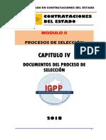 MODULO 02- CAPITULO 4 DOCUMENTOS DEL PROCEDIMIENTO DE SELECCIÓN.docx