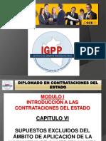 MODULO 01 - TITULO 06 SUJETOS EXCLUIDOS DE LA LCE.pptx