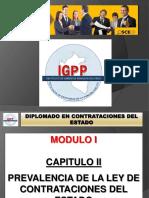 MODULO 01 - TITULO 02 PREVALENCIA DE LA LEY DE CONTRATACIONES.pptx
