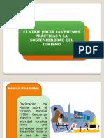 Buenas Practicas y Sostenibilidad Del Turismo