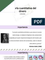 4 Cuarta Clase Teoria Cuantitativa