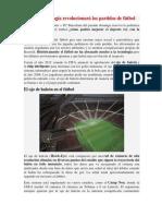 La Tecnología en El Deporte 2019