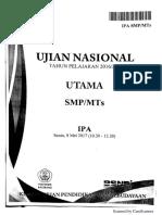SOAL UN SMP IPA 2016-2017.pdf