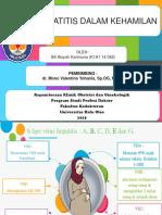 Referat Hepatitis Dalam Kehamilan