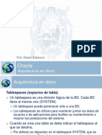 T04.2-Oracle - Arquitectura en Disco