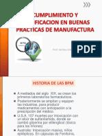 Buenas Practicas de Manufactura Unid