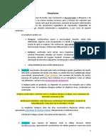 Patologia - Neoplasias  1