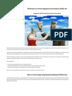 Lesson 1_ Easy, Powerful Rapport Techniques – PersuasionSkills101.pdf