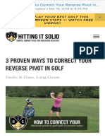 3 Proven Ways to Correct Your Reverse Pivot in Golf — Hitting it Solid!.pdf