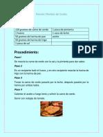 Receta Chuleta de Cerdo.docx