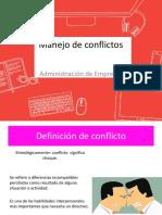 5.Manejo de conflictos.pptx