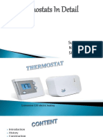 Thermostat in Detail