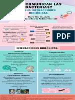Interacciones biológicas de las bacterias_Clark Nila Elizabeth