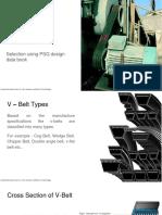 3. v Belt and Sample Problem