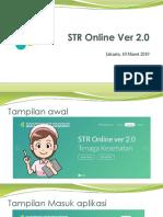 Materi 1 STR Online Ver 2.0_Jakarta 10 Maret