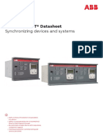 SYNCHROTACT Datasheet May 2018 3BHS901067E01 E.pdf