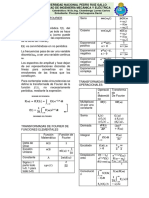 Transformada de Fourier y TZ