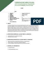 Supply Chain Management 2019-1