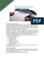 ESTRUCTURA Y MODELO DE UN PLAN DE NEGOCIOS.docx
