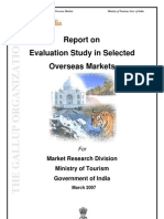Evaluation Study in Selected Overseas Market