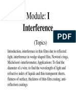 Notes_Module I_Interference.pdf