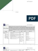 Planificación Anual Matematica 8Basico 2018