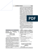 Reglamento de Acondicionamiento Territ y Desarrollo Urbano