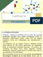 Capitulo 12 Mc115 2018 1 Polimeros