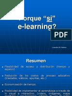 Porque Si E-learning