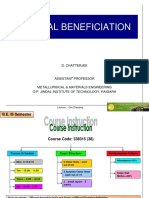 Mineral Beneficiation Lecture
