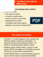 Chapter 17 Conflict and Cultural Different.ppt