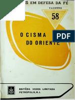 CADERNO 58 O Cisma do Oriente.pdf