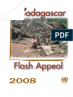 Madagascar Flash Appeal, 2008