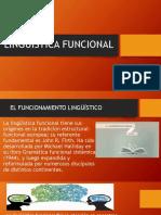 Lingüística Funcional
