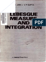 P. K Jain, V. P. Gupta - Lebesgue measure and integration     (1986, Wiley _ Halsted Press).pdf