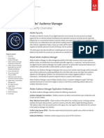 ADB Audience Manager Security Overview