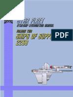 Jaynz Ships of Starfeet - Support 2268