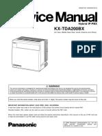 KX-TDA200 SERVICE.pdf