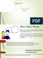 What is Water Pollution New