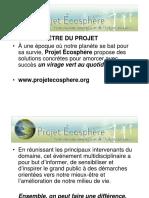 travail écosphere