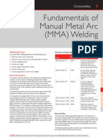 Fundamentals of Welding